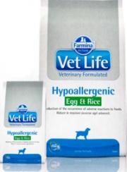 Farmina Vet Life Hypoallergenic Egg & Rice